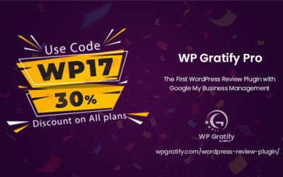 Introducing WP Gratify: The Best WordPress Review Management Plugin!