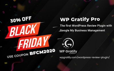 The latest version of WP Gratify has been released :  A glimpse at the new features of WP Gratify 2